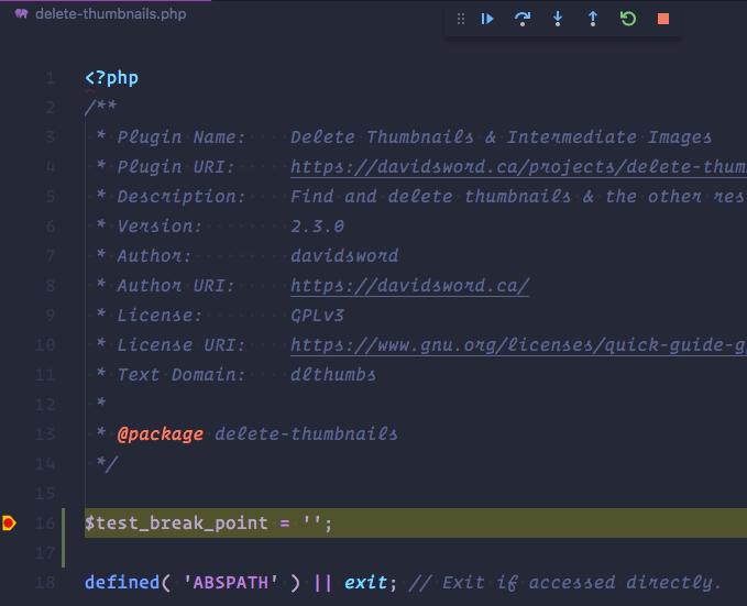 Troubleshooting xdebug setup on VVV with VS Code